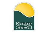 Klaster 3×20